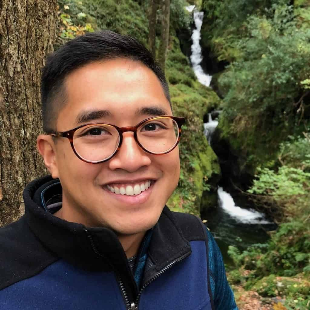 George Dang works for environmental engineering consulting firm